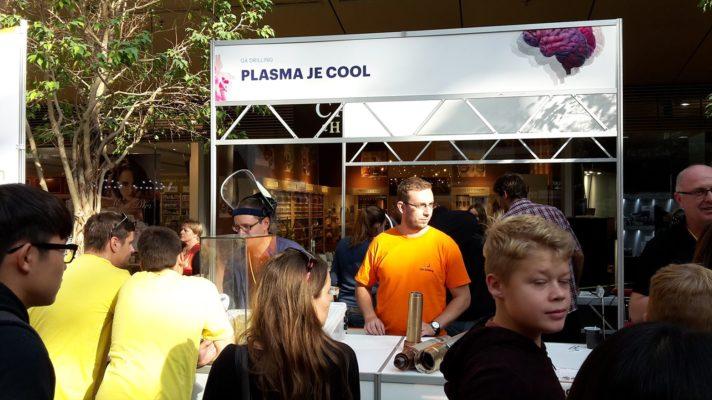 Plasma drilling