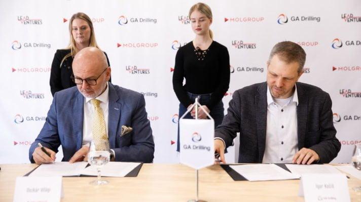 GA Drilling MOL Group contract