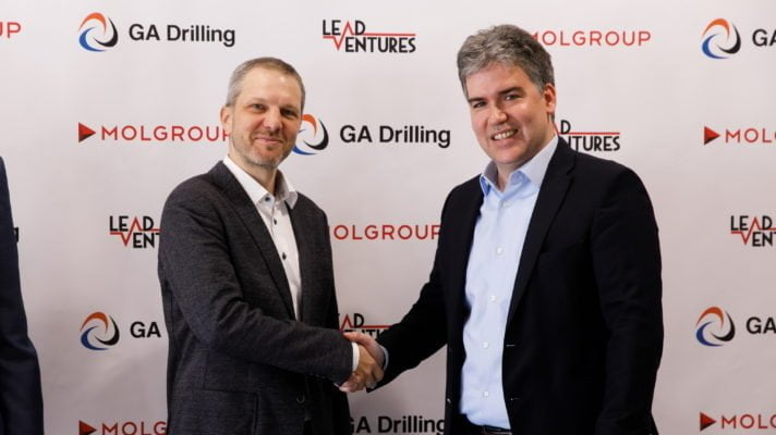 GA Drilling with Molgroup
