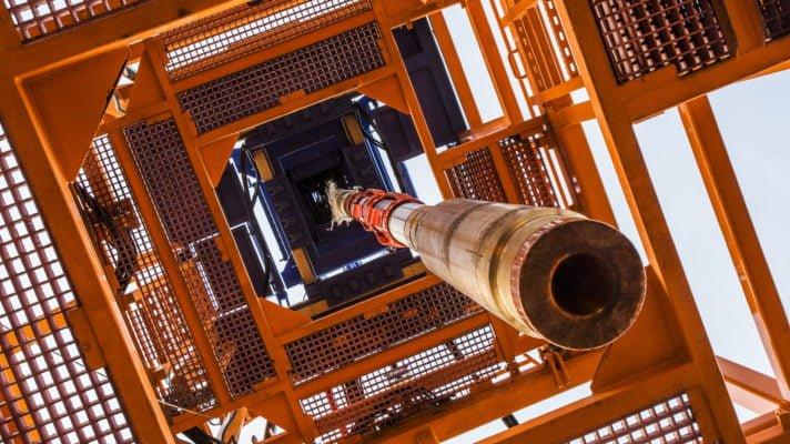 ultra deep plasma drilling